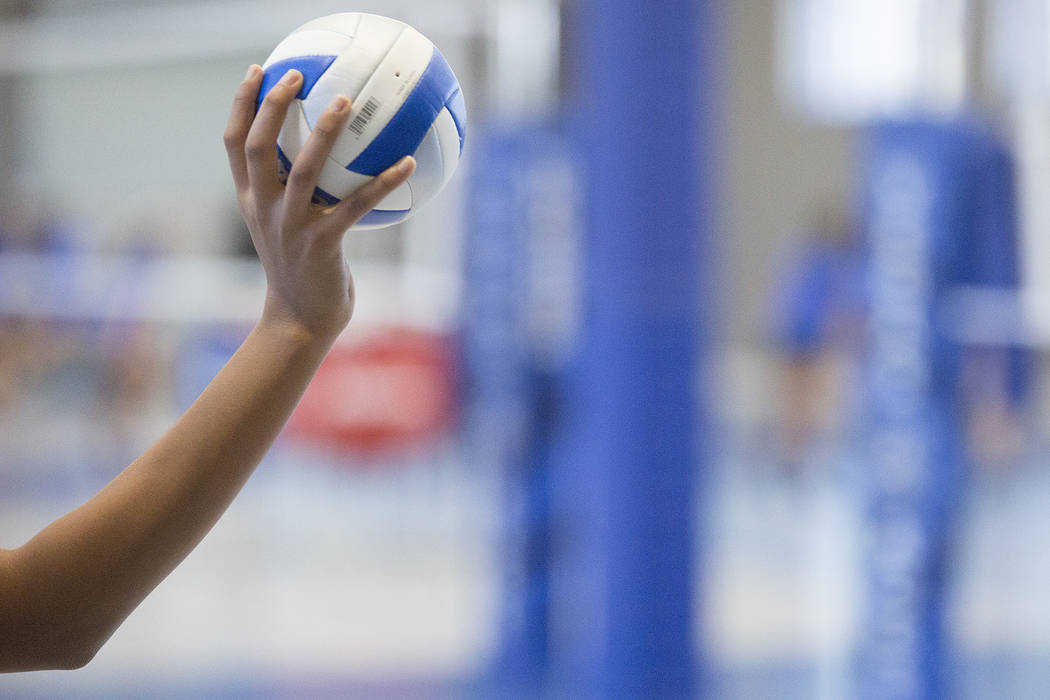 Bridget/Bennett Las Vegas Review-Journal  Volleyball was the top five sports being provided, the survey showed. Further, 59 percent of the participating programs offered one sport, while 41 percen ...