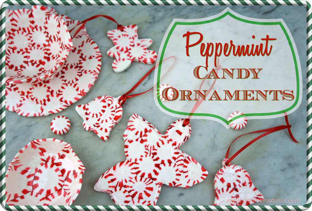 Patti Diamond/Special to the Pahrump Valley Times With this special recipe, if you need a breath freshener after dinner just lick an ornament on the tree, columnist Patti Diamond writes.
