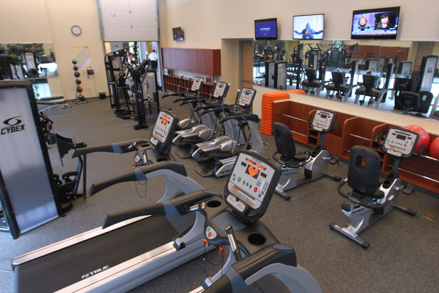 Sam Morris/Las Vegas Review-Journal Demand for gymnasium and exercise equipment is projected to account for the majority of gains through 2021. The bulk of exercise equipment purchases will contin ...