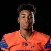Bishop Gorman's Cedric Tillman is a member of the Las Vegas Review-Journal's all-state football team.
