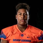 Bishop Gorman's Adam Plant is a member of the Las Vegas Review-Journal's all-state football team.