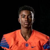 Bishop Gorman's Kyu Kelly is a member of the Las Vegas Review-Journal's all-state football team.