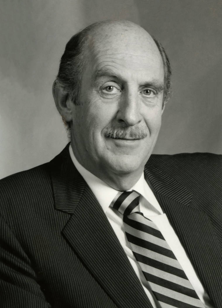 University of Nevada, Reno Joe Crowley served as president of the University of Nevada, Reno, from 1978-2000. The longest-serving president in school history, he died on Nov. 28, 2017.