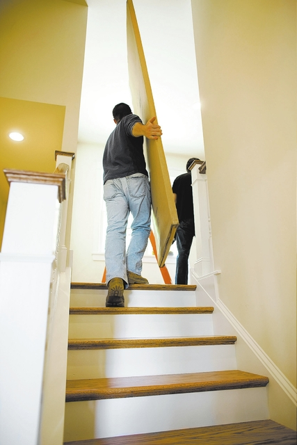 Thinkstock Homebuilders have not been able to keep up with the high demand, Peter Guzman of the Las Vegas Latin Chamber of Commerce writes. For working families hoping to buy in, it's getting mo ...