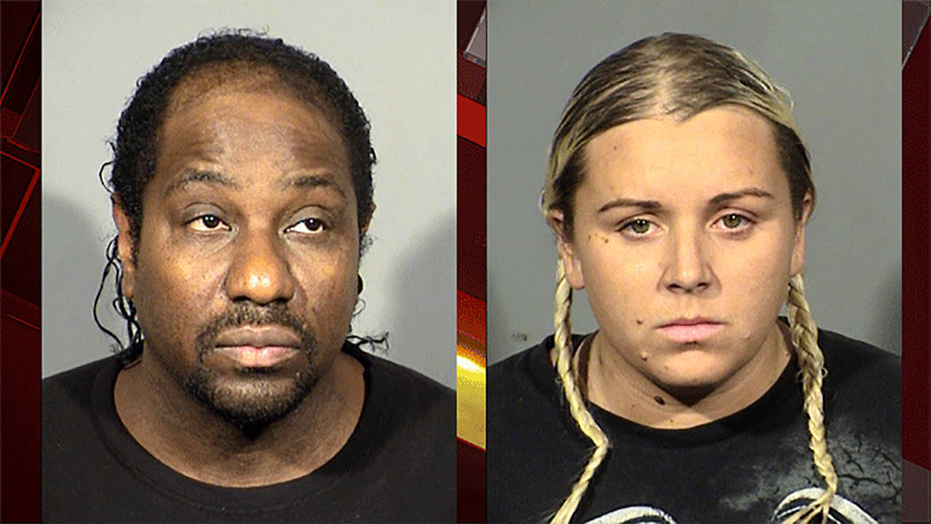 Special to the Pahrump Valley Times Keith Sean Holman and Kristin Pfaff face numerous drug and animal-related charges following an investigation that began on Dec. 27, 2017, the Nye County Sheriff ...