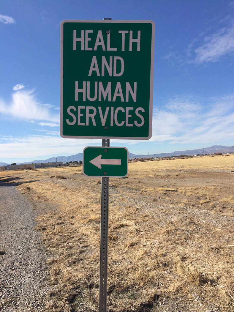 Robin Hebrock/Pahrump Valley Times The Nye County Health and Human Services Department will host a social services fair on Jan. 17 at the Pahrump Nugget. Residents will have the opportunity to att ...