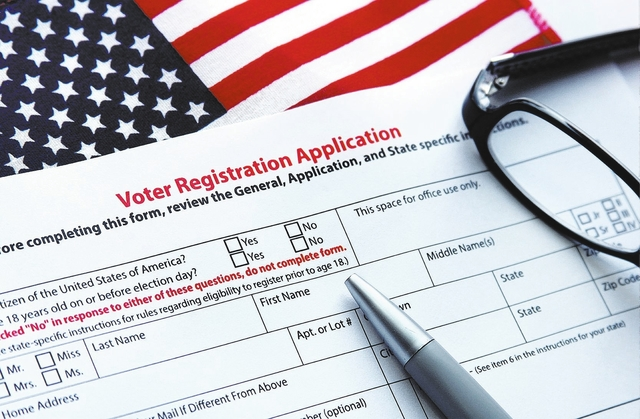 Thinkstock The total number of active registered voters in Nevada is 1,468,671, an increase of 0.47 percent, the Nevada Secretary of State's Office announced on Feb. 1.