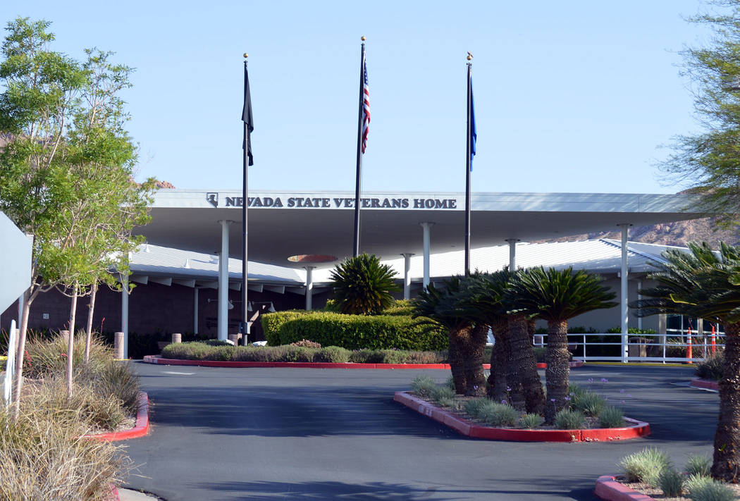 Celia Shortt Goodyear/Boulder City Review The Nevada State Veterans Home in Boulder City is being recognized in the U.S. News & World Report Best Nursing Homes Ratings, the state of Nevada rep ...