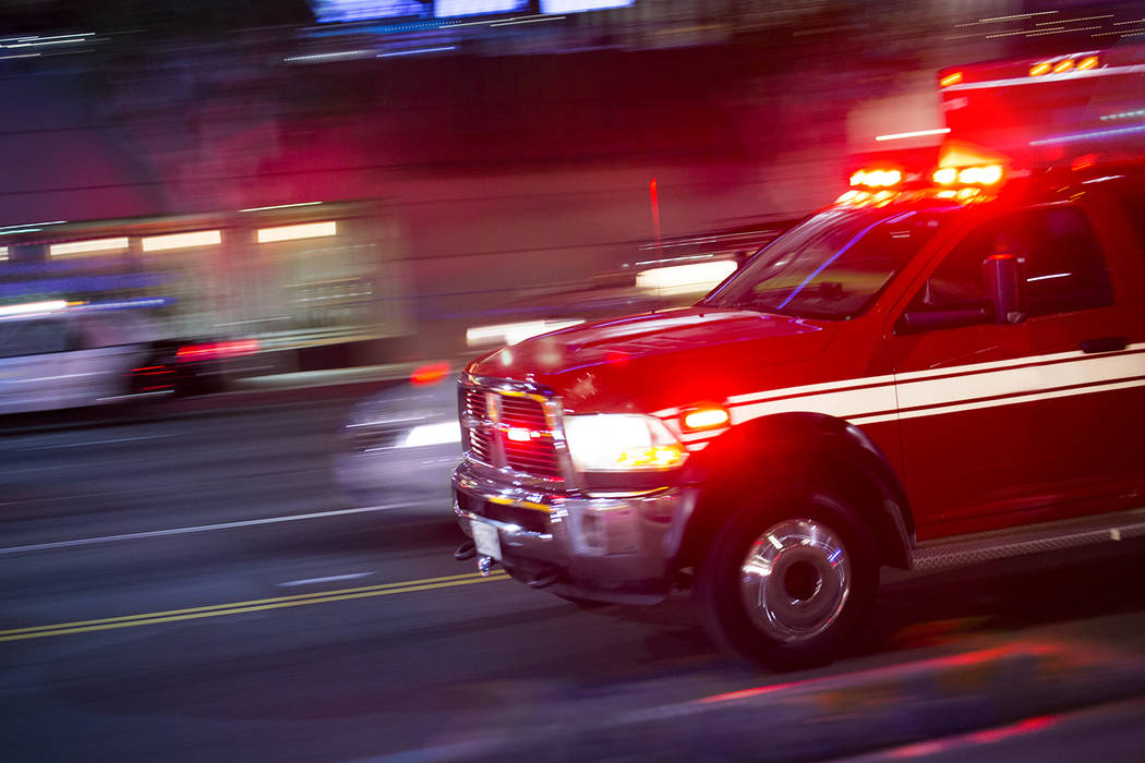 Thinkstock A reader is thanking paramedics for their lifesaving work.