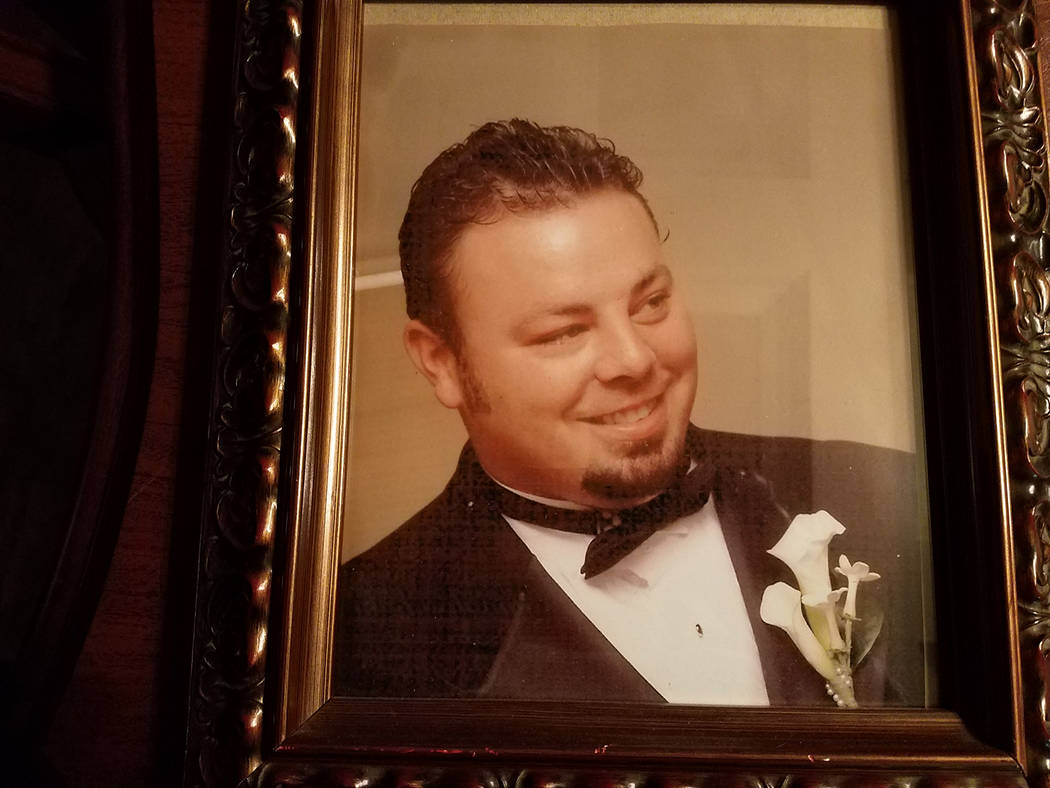Special to the Pahrump Valley Times Jeremy Moon wanted to visit an ailing family member in Pahrump during the 2006 Thanksgiving holiday. He was killed on Thanksgiving morning in a head-on collisio ...