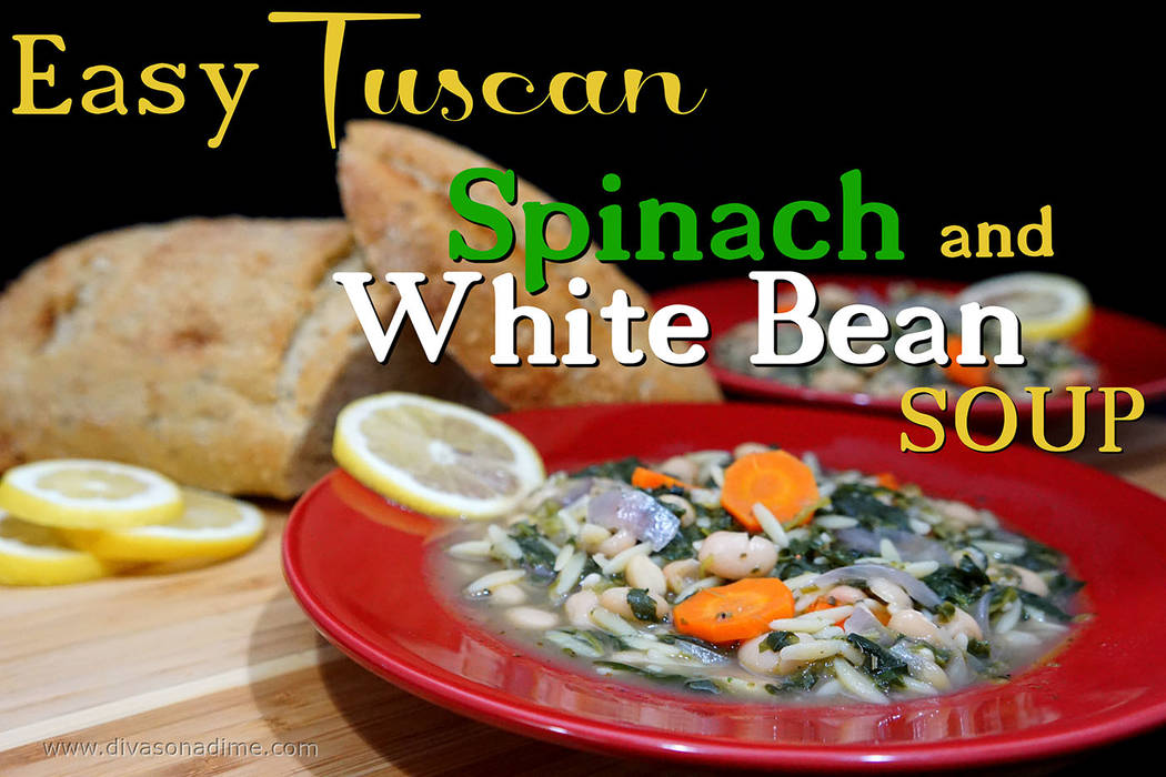 Patti Diamond/Special to the Pahrump Valley Times This soup is healthy and perfect for warming us up on the inside during this wintry weather, columnist Patti Diamond writes.