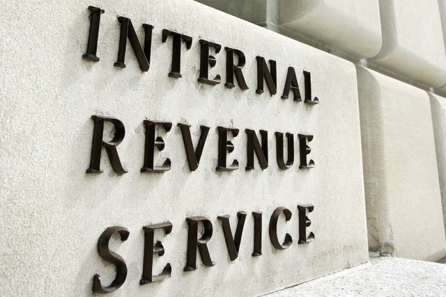 Thinkstock The IRS urges taxpayers to use tools being made available to make sure they have the right amount of tax taken out of their paychecks.