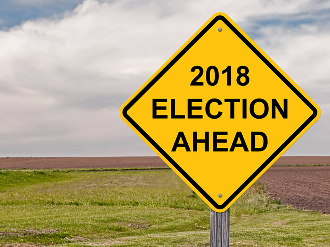 Thinkstock The primary election is June 12. It includes a rematch between Dennis Hof and James Oscarson.