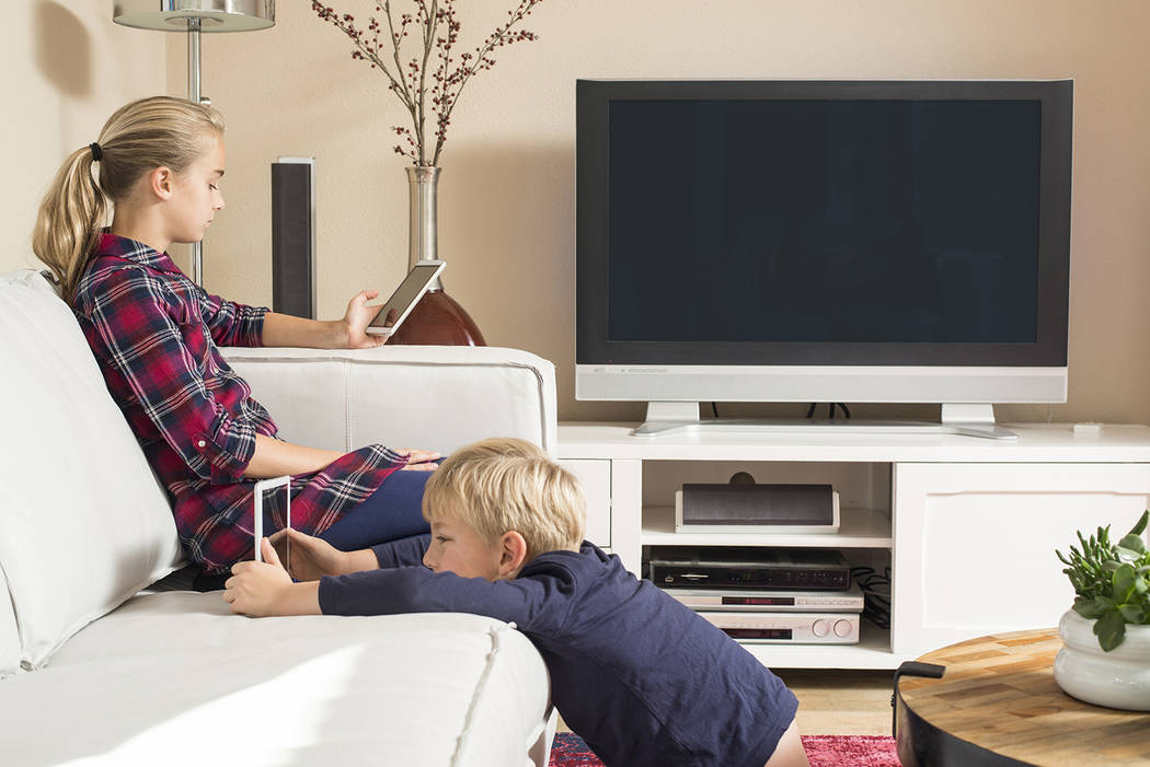 Thinkstock Set aside time where children have no access to phones, computers, or TV but instead must come up with things to do on their own, columnist Tim Burke writes.