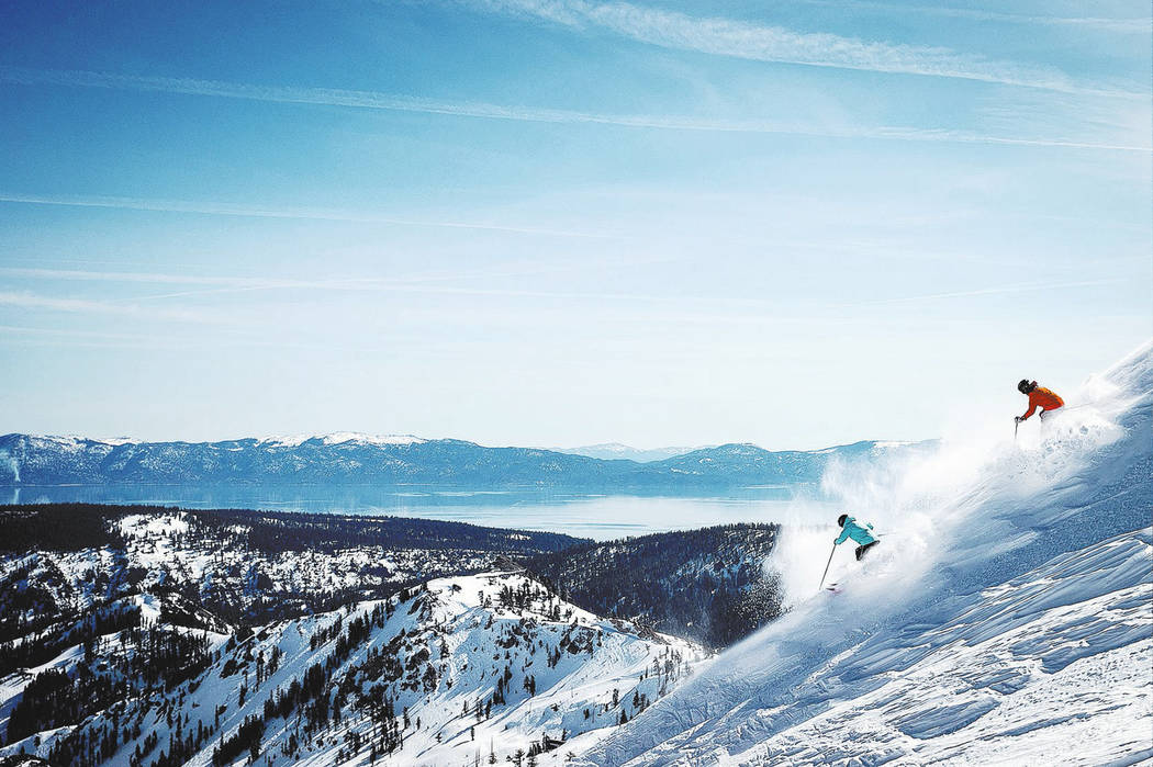 Squaw Valley Alpine Meadows file The Reno Tahoe Winter Games Coalition sure hopes so. It has been working for years to prepare a bid for the games. The Tahoe region hosted the 1960 Olympics.