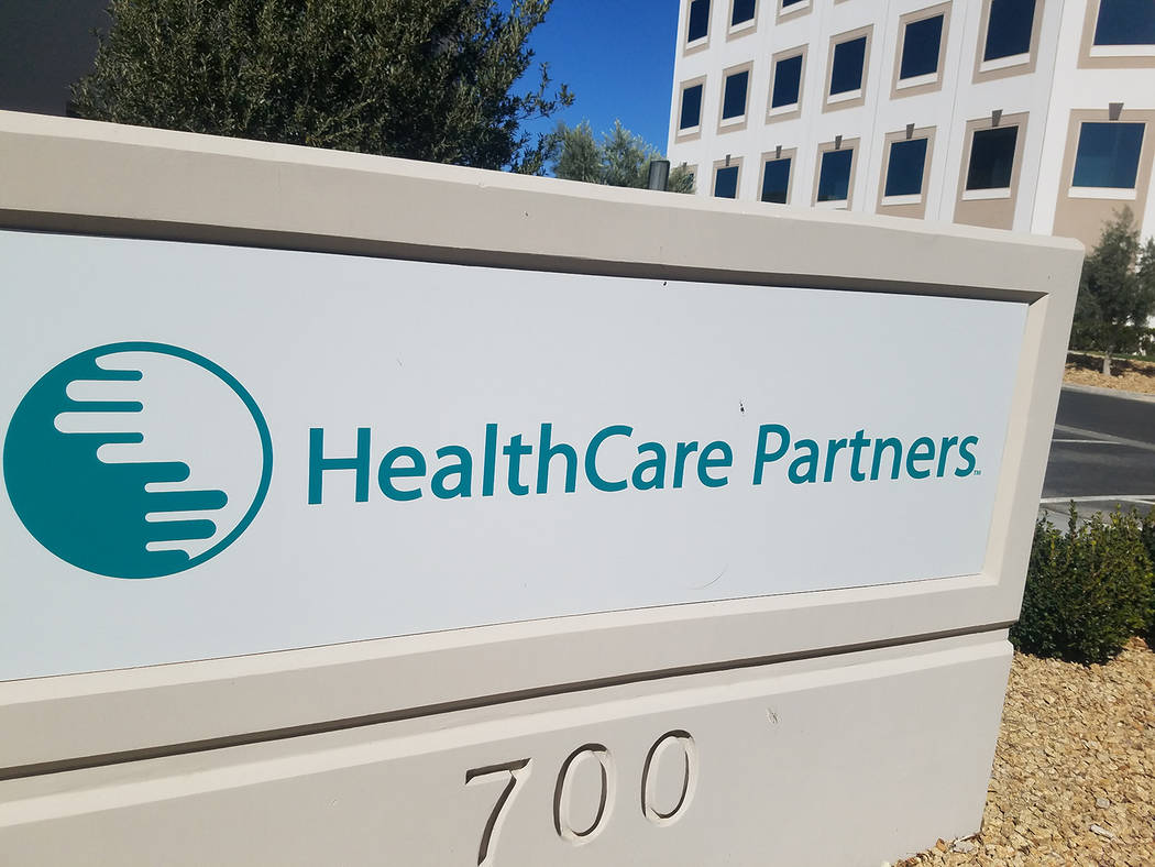 David Jacobs/Pahrump Valley Times The HealthCare Partners label went through some large-scale changes in 2017—with DaVita Medical Group, which house HealthCare Partners under its wing, was set t ...