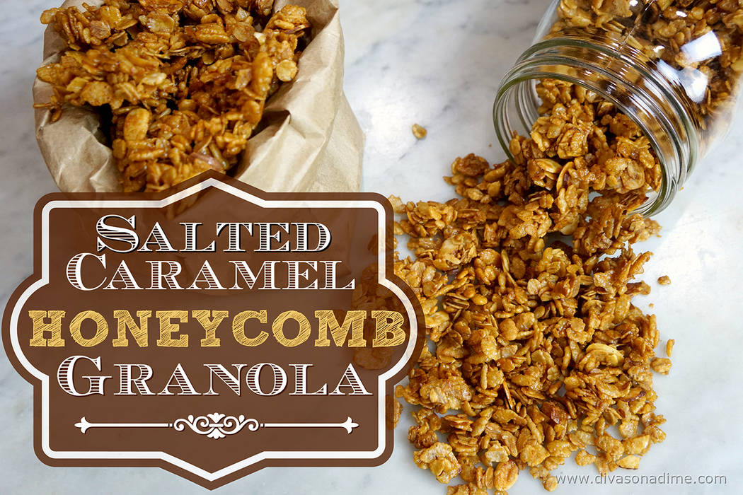 Patti Diamond/Special to the Pahrump Valley Times If you've never made granola from scratch, you're really missing out. It's easy, cheap and tastes better than the stuff you buy at the super ...