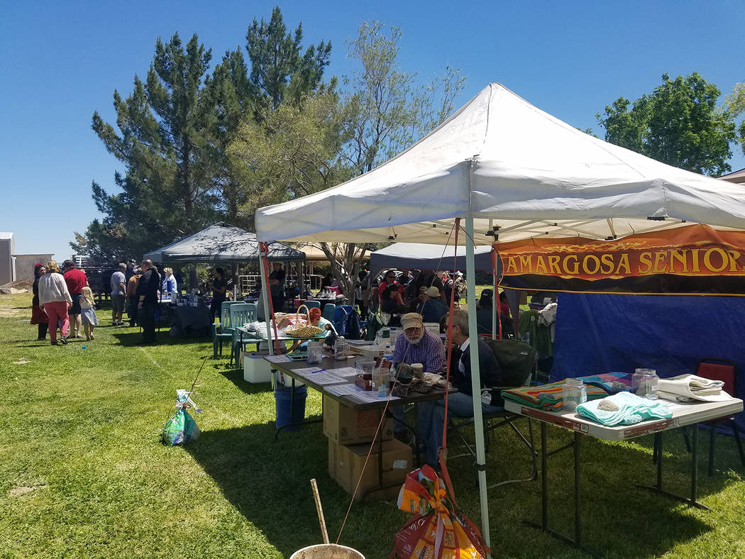 Photo courtesy of Amargosa Days Attendees at Amargosa Days will enjoy sand drag races, parade, bouncy house carnival with midway games, kids' activities and games, live music, rodeo speed events ...