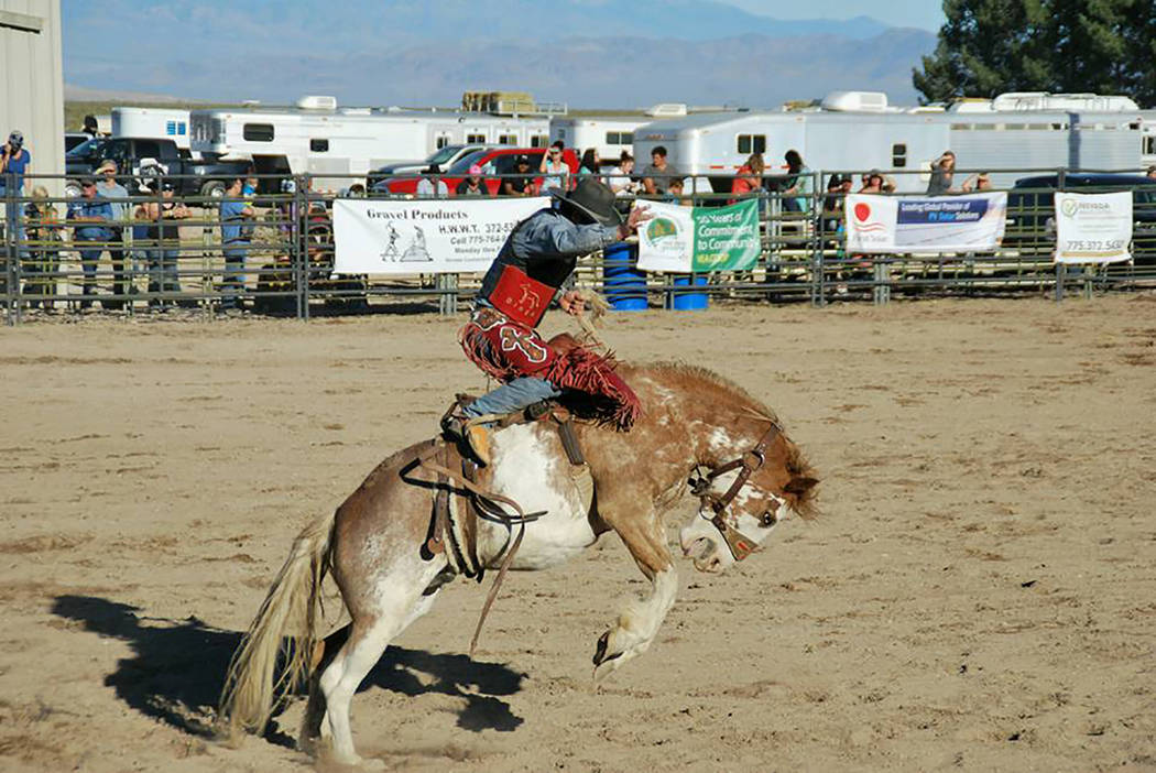 Photo courtesy of Amargosa Days A look at the 2017 Amarosa Days.The annual event draws hundreds of locals and visitors from nearby towns to the community of about 1,500 people about 90 miles north ...