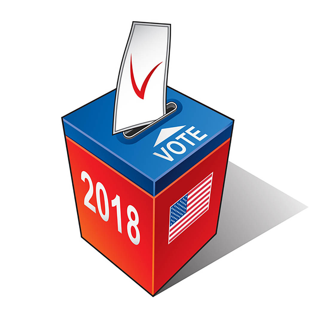 Thinkstock Multiple offices are up for election this year. The primary is June 12.