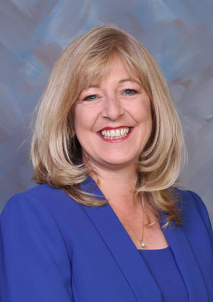 Special to the Pahrump Valley Times Nye County District Attorney Angela Bello is hoping to secure her second term as the county's top attorney.