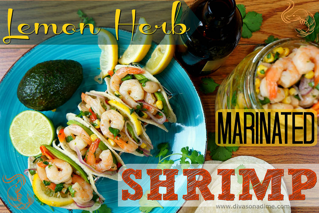 "Patti Diamond/Special to the Pahrump Valley Times This refreshing recipe will be your ""go-to"" dish all summer long and it takes a small amount of shrimp and stretches it to feed a crowd, our c ..."
