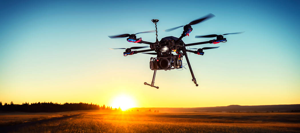 Thinkstock Nevada has successfully partnered with organizations like NASA to develop unmanned air traffic control management structures to safely integrate manned and unmanned aviation operations.