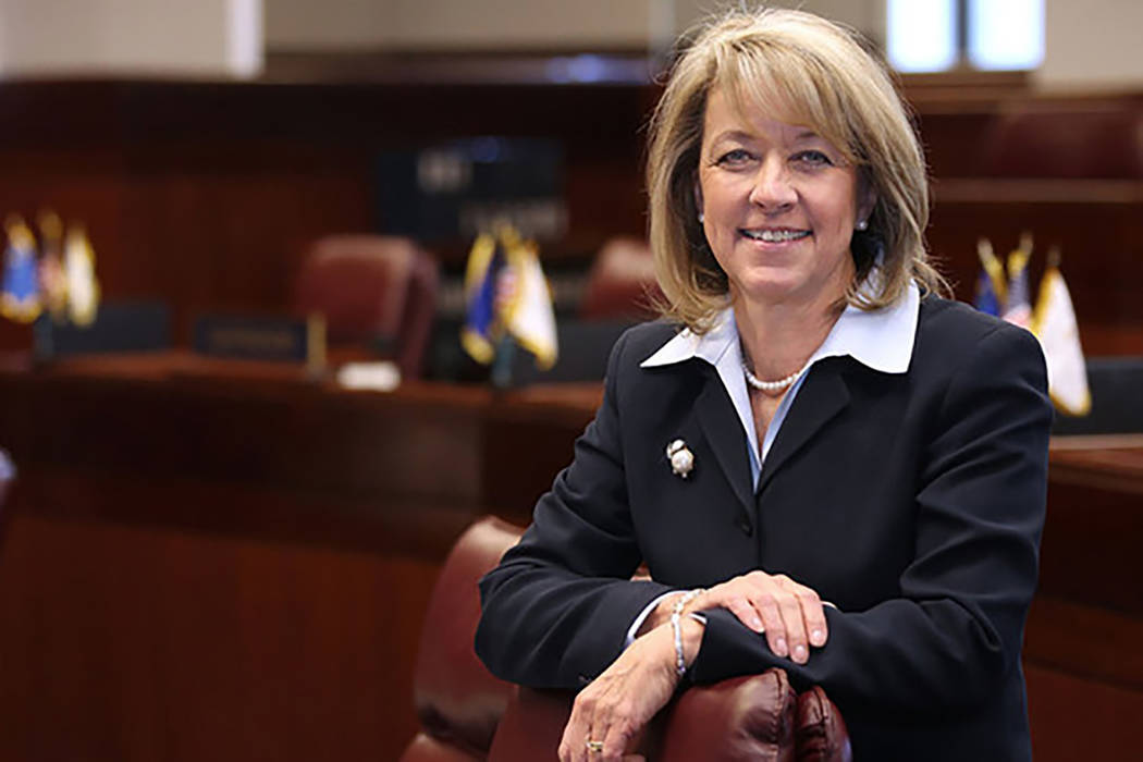 Special to the Pahrump Valley Times Nevada Secretary of State Barbara Cegavske recently announced the state's voter registration numbers.
