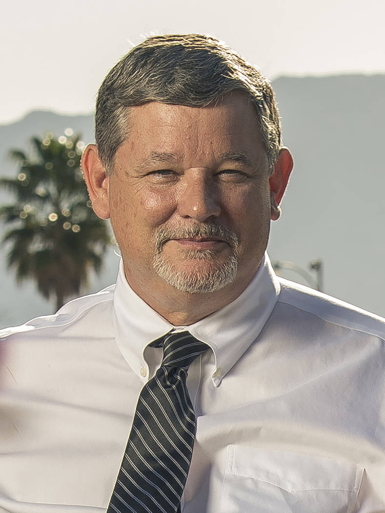 Special to the Pahrump Valley Times Nevada District 36 Assemblyman James Oscarson.