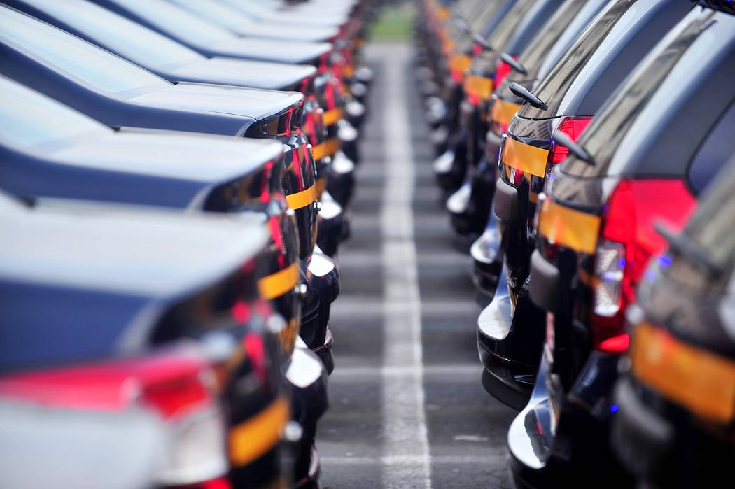 Thinkstock During the past 20 years, imports of passenger vehicles have grown from 32 percent of cars sold in the United States to 48 percent, the U.S. Department of Commerce said.