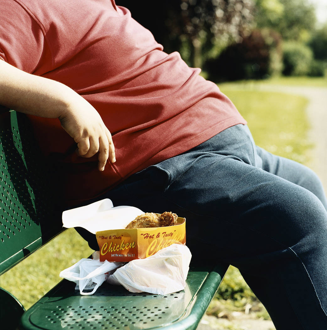 Thinkstock In all, 33 percent of adults report a body mass index of 30 or more which qualifies them as obese, the ranking has found.