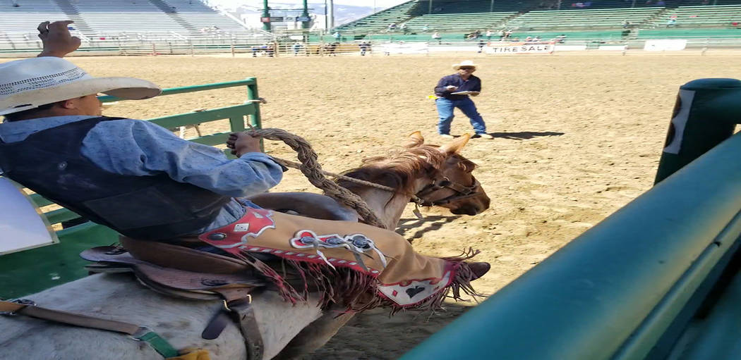 Club S Car Wash Will Help Send Pahrump Duo To Rodeos