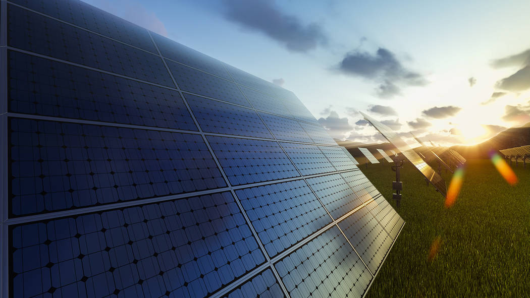 Thinkstock The 100-megawatt Sunshine Valley is a photovoltaic project that will be located on private land in Amargosa Valley less than four miles from the California line. The facility will produ ...