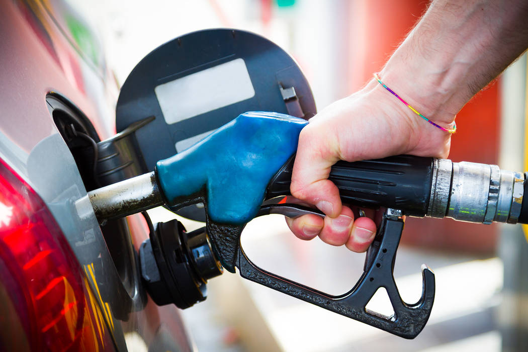 Thinkstock Gas prices in Pahrump ranged from $2.79 to $2.89 on Monday, according to a survey by gasbuddy.com. In Tonopah, the prices ranged from $3.49 to $3.59.