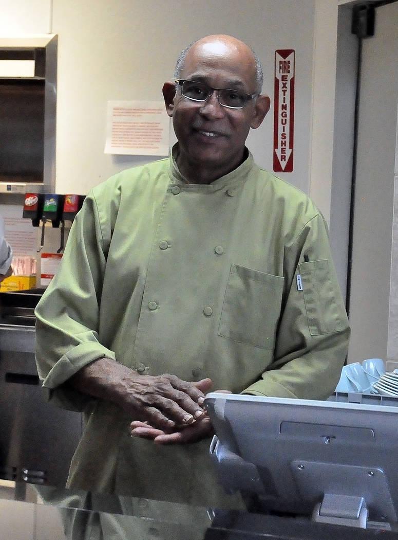 Horace Langford Jr./Pahrump Valley Times - Restaurant owner
