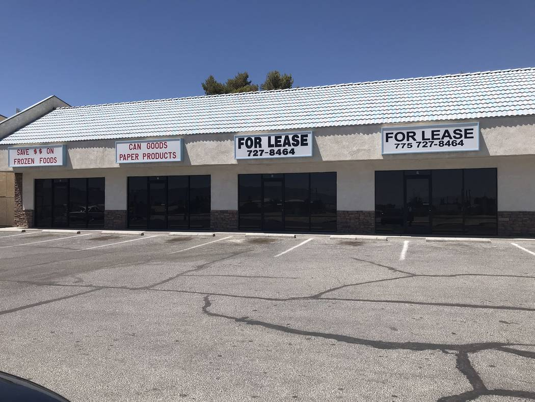 Jeffrey Meehan/Pahrump Valley Times A local grocer closed up shop at the end of May, according to reports on social media. Grocery Surplus, which was in business for about 20 years at 1190 E. High ...