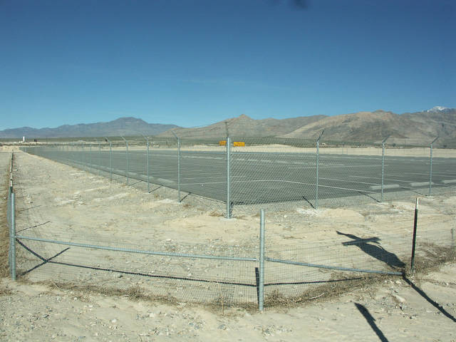 Selwyn Harris/Pahrump Valley Times The Pahrump Fairgrounds was one of several projects to be awarded funding through a federal grant program. The fairgrounds are pegged to receive $124,000 under t ...
