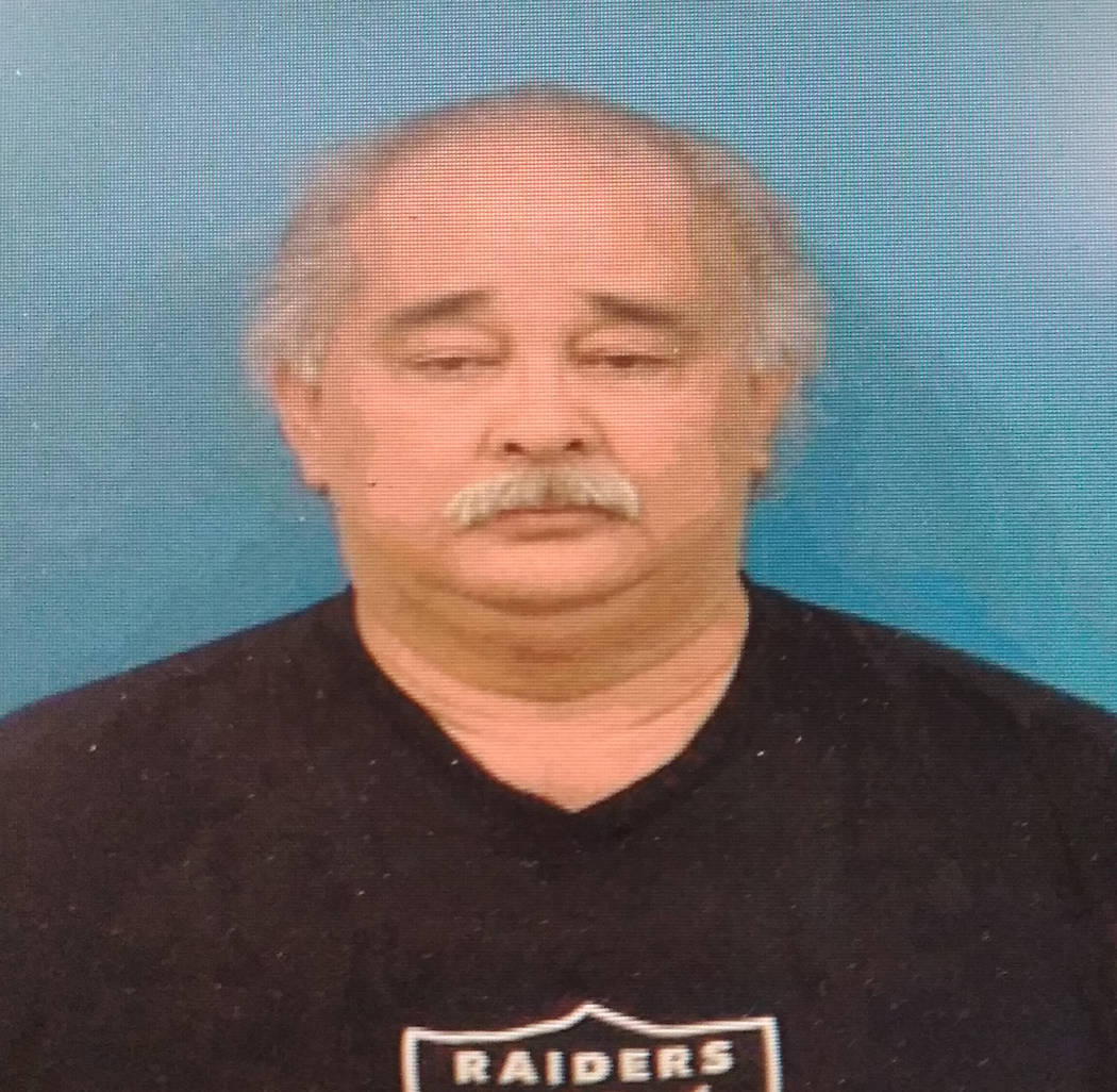 Special to the Pahrump Valley Times Former Dennis Hof employee Rodney Camacho faces forgery and embezzlement allegeations following his arrest on July 11. He remains free on bail and is awaiting a ...