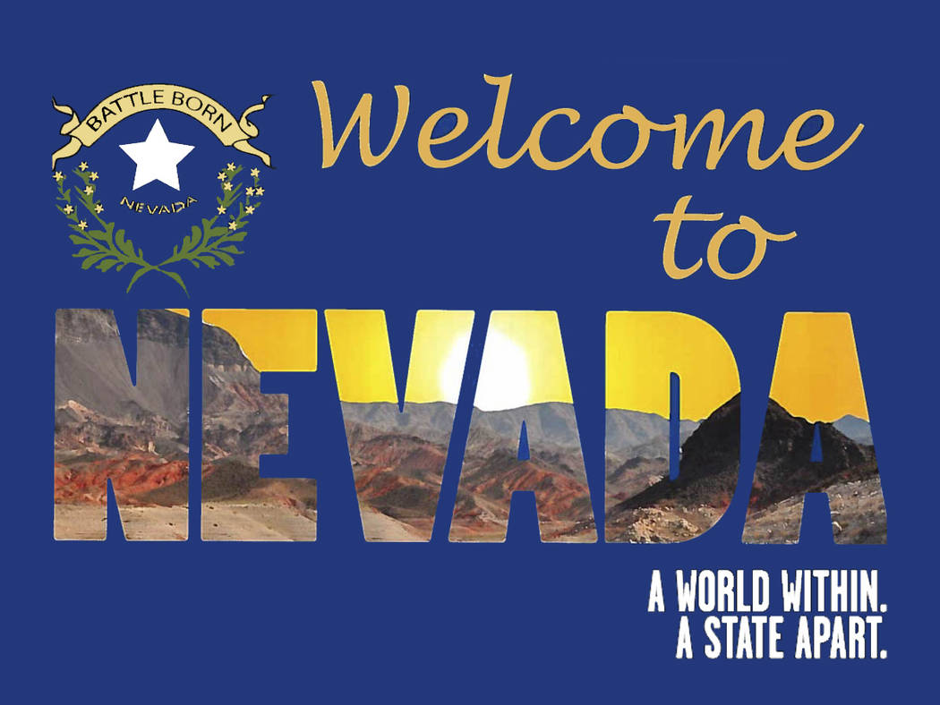 Nevada Department of Transportation/file About 27,870 rural Nevada jobs are attributed to tourism, and overall travel spending in rural Nevada is $2.3 billion, the state reports.