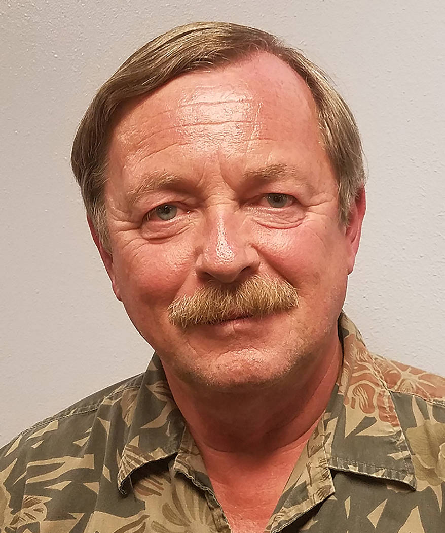 David Jacobs/Pahrump Valley Times Don Kaminski is the chair of the Tonopah chapter of the Rocky Mountain Elk Foundation.