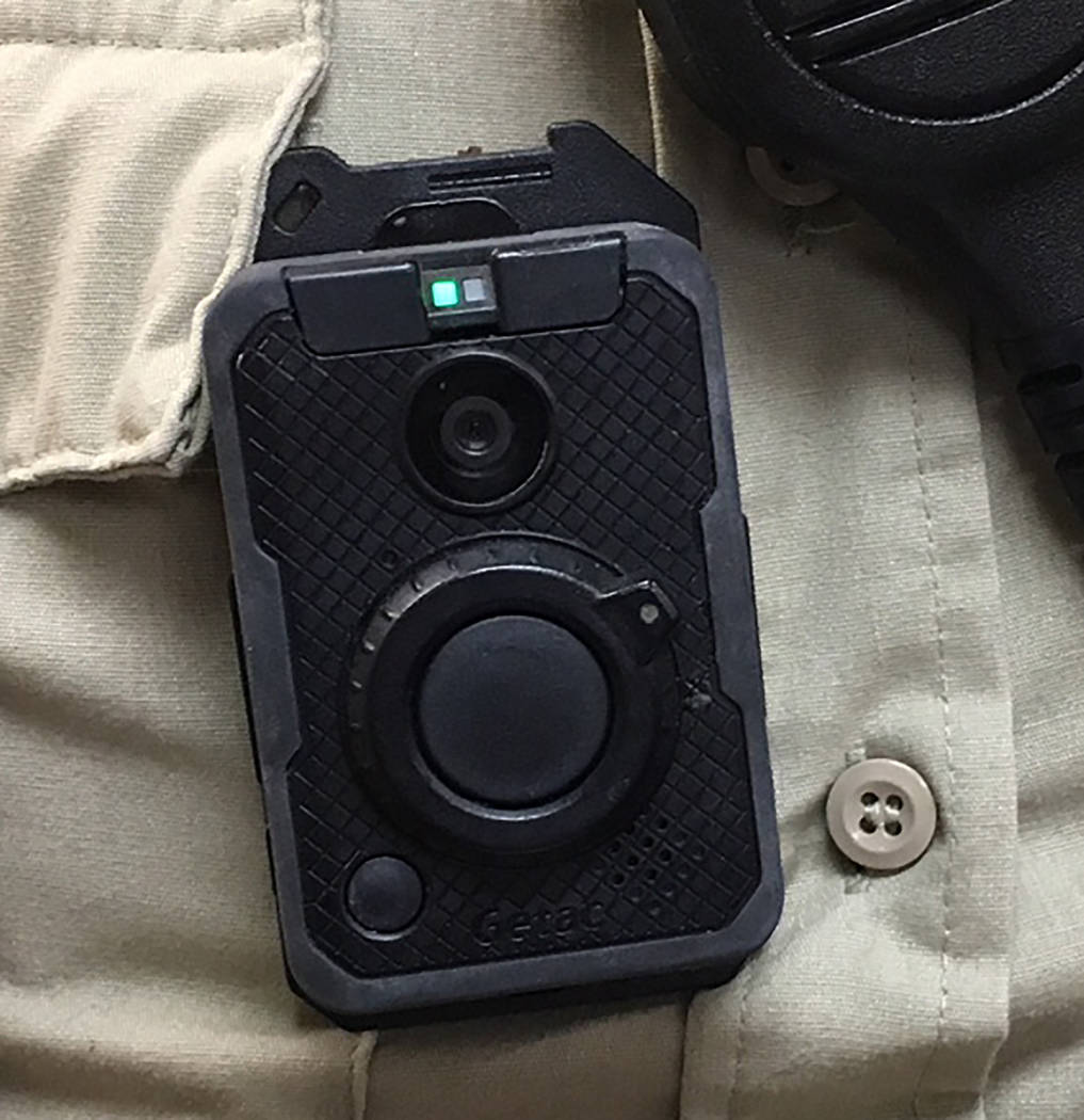 Special to the Pahrump Valley Times Body cameras are required by Nevada law to be worn by all officers who interact with the public. The Nye County Sheriff's Office extends that to require body ca ...
