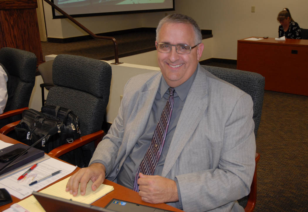 Horace Langford Jr. / Pahrump Valley Times Brian Kunzi served one term as Nye County District Attorney following his election win back in 2010. He was defeated in the 2014 general election by curr ...