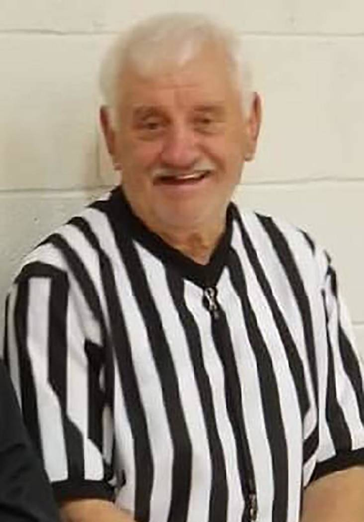 Robert Otteson/Special to Times-Bonanza & Goldfield News A softball tournament fundraiser will be held this weekend in Tonopah to benefit longtime referee and umpire Gary Jewett, who has been diag ...