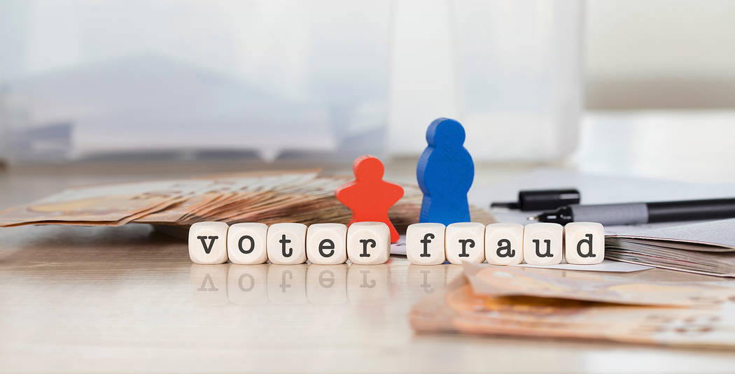 "Thinkstock Voter fraud ""experts"" keep issuing warnings, and they keep coming to nothing, columnist Dennis Myers writes."
