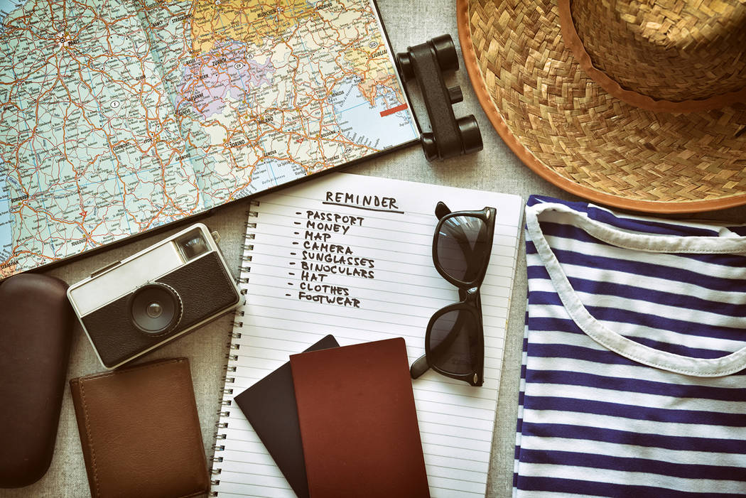 Thinkstock Travel and meeting people really helps to gain a wider perspective of events and not focus solely on our one little corner of earth, columnist Tim Burke writes.