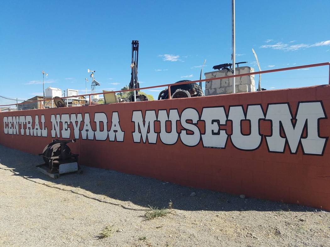 David Jacobs/Pahrump Valley Times The Central Nevada Museum in Tonopah as shown in a file photo.