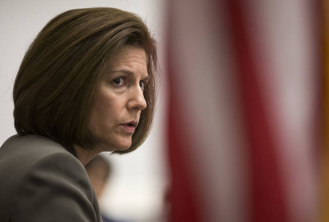 Richard Brian Las Vegas Review-Journal Sen. Catherine Cortez Masto, D-Nev., introduced legislation on Tuesday that could positively impact rural Nevada and similar communities across the nation.