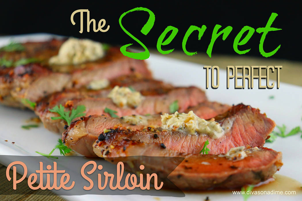 Patti Diamond/Special to the Pahrump Valley Times Our columnist shares strategies for making your less tender cuts of steak come out delectable every time.