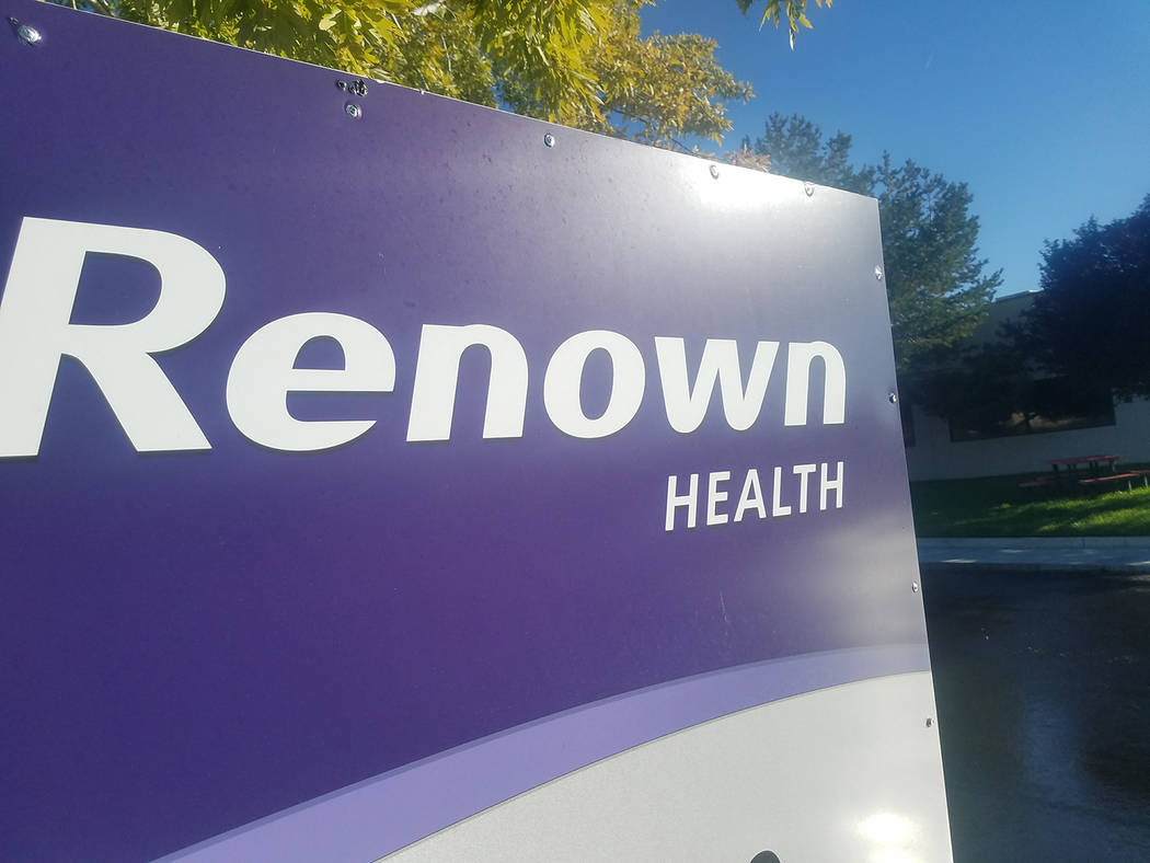 David Jacobs/Pahrump Valley Times Gary Beck, director of rural health services at Renown Health, said Renown's clinic in Tonopah a physician assistant is going to start either at the end of Octo ...