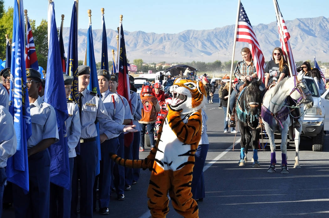Horace Langford Jr./ Pahrump Valley Times The 54th Annual Pahrump Fall Festival is creeping closer to getting underway. A parade returns with other festivities at 9 a.m. on Sept. 29 at Oxbow Avenu ...